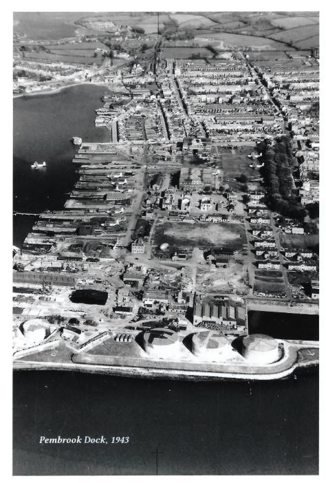 Pembroke 1943