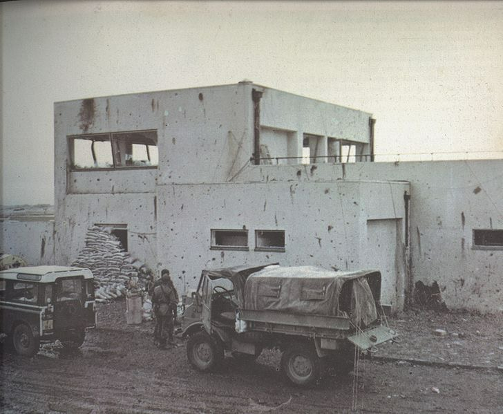PSY1 1982 Post-conflict damage