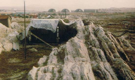 PSY7 1983 AR-1 Control Cabin
