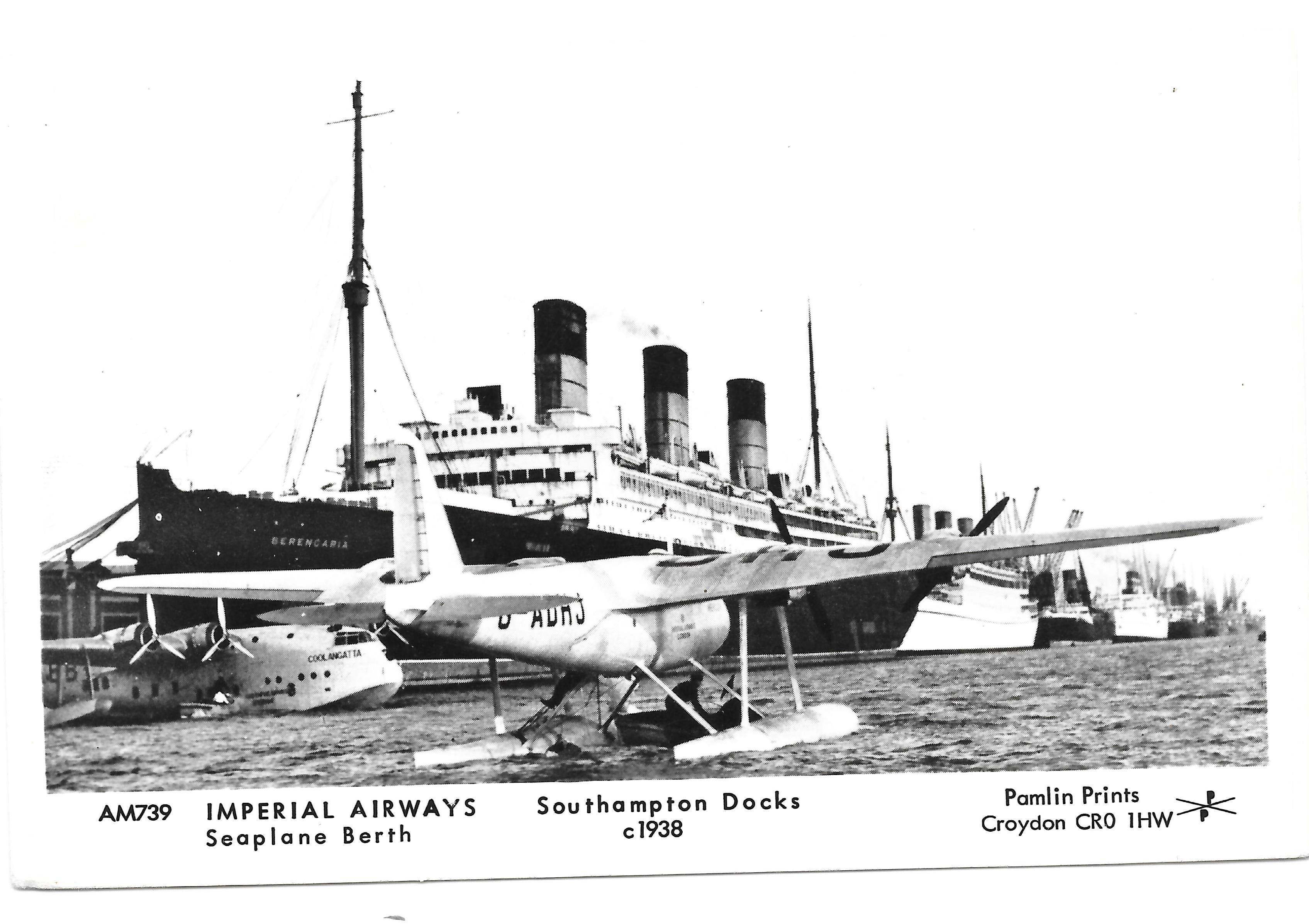 Southampton Sea