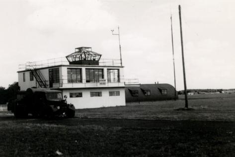 Stoney Cross Tower 1945_6