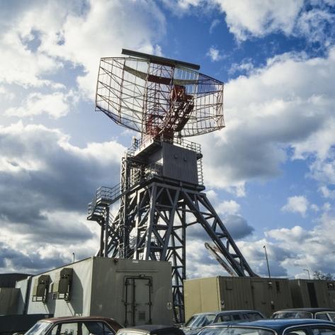 TEE Gatwick HSA radar