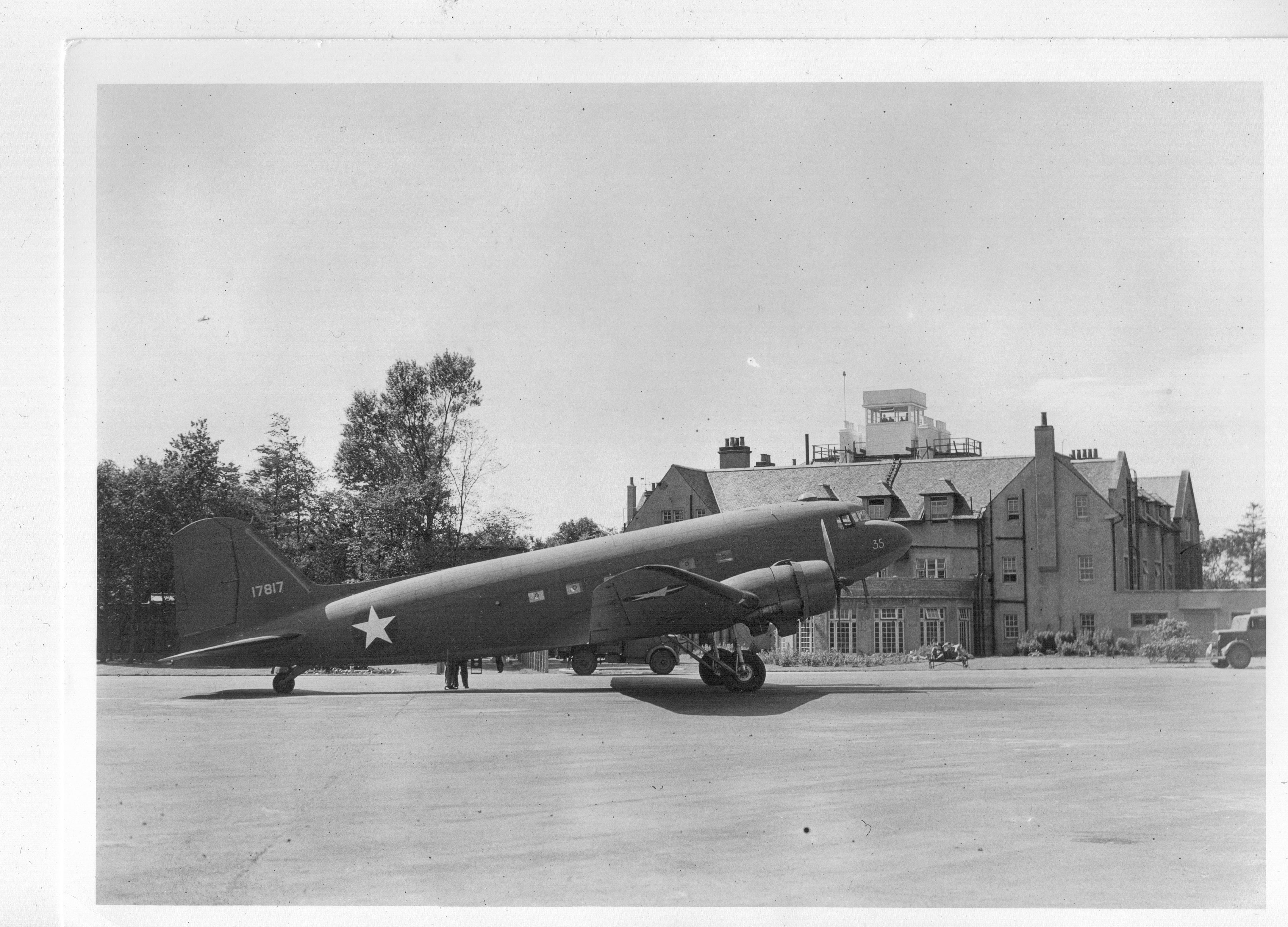 Prestwick C-47