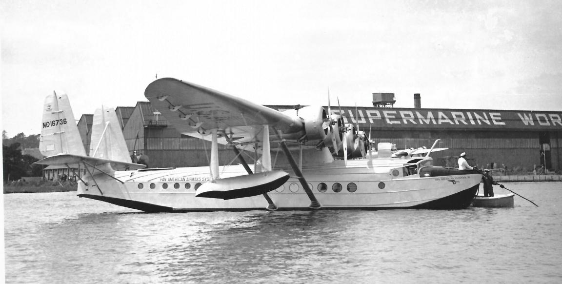 Sikorsky S-42 Woolston (2)
