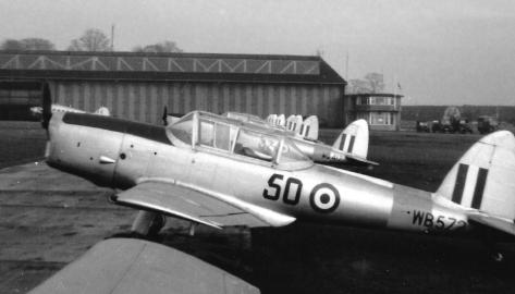 RAF Burnaston a