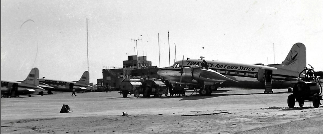 RAF Luqa 1950s