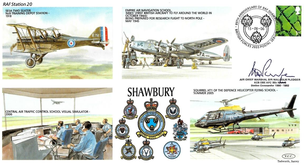 RAF Shawbury 4