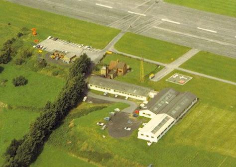 wisley aerial