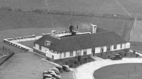 Braunstone roof 1930s