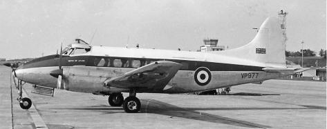 RAF Tengah vp977