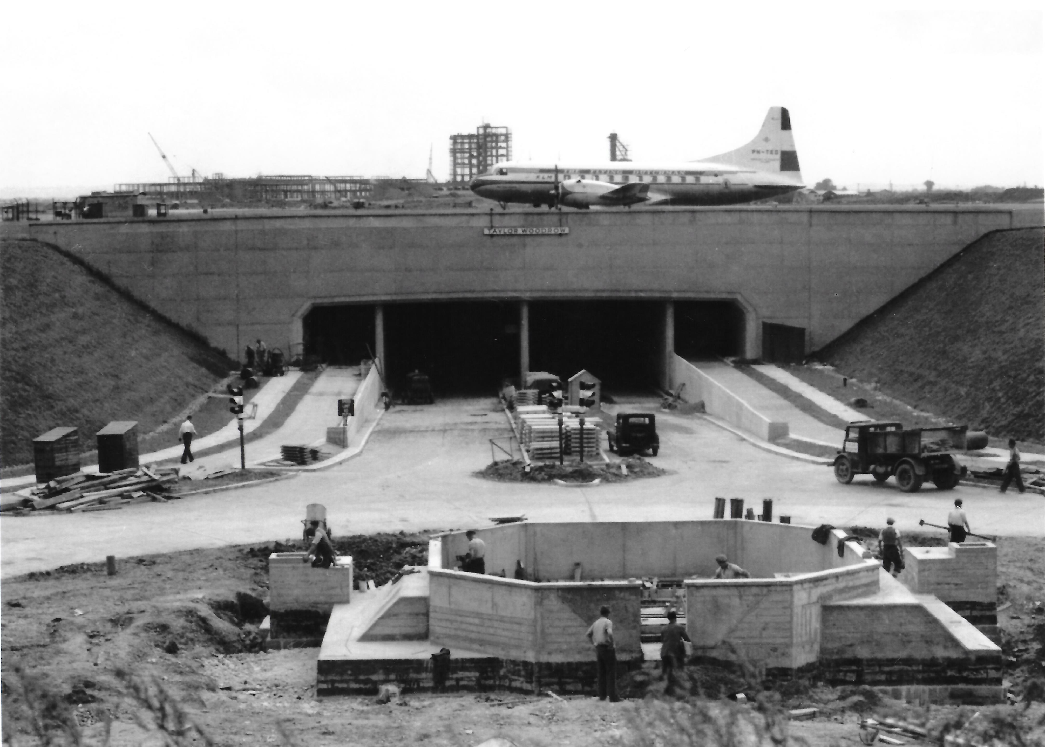 EGLL 1953