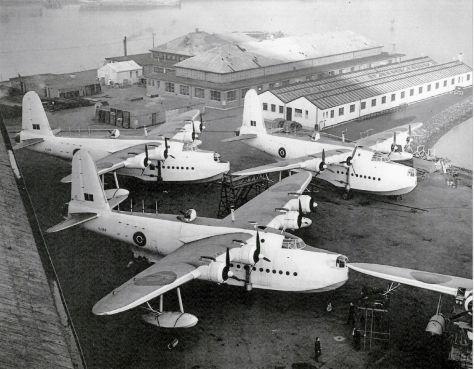 queens island belfast 1943