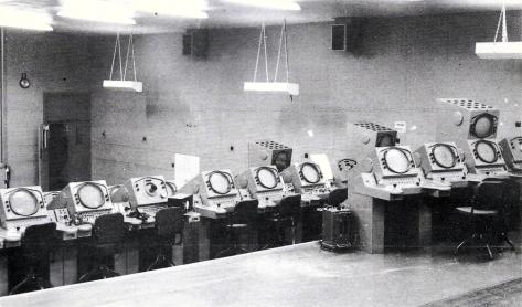 Midland Radar 1964