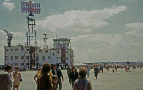 Yeovilton Air Show 1970s 1of4 ps