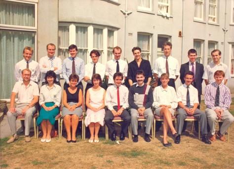 1989-08-23. 72 Course. Heathlands Hotel, Bournemouth. Half course.