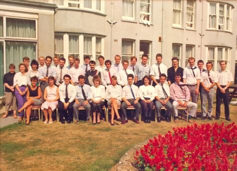 1989-08-23. 72 Course. Heathlands Hotel, Bournemouth