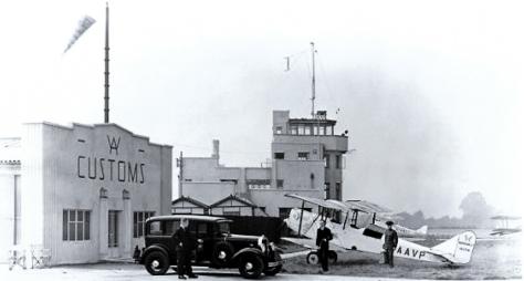 Hendon 1930s