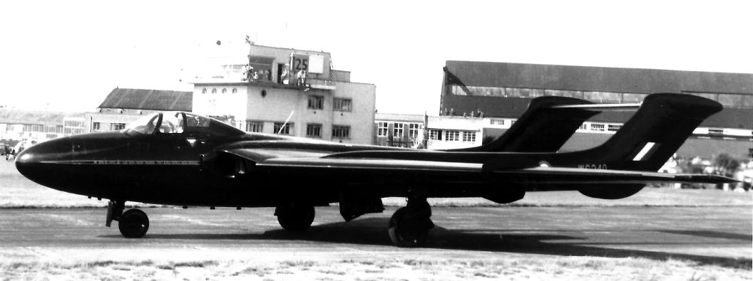 eguf dh-110 wg240 1952