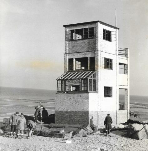 RAF Titchwell 1962