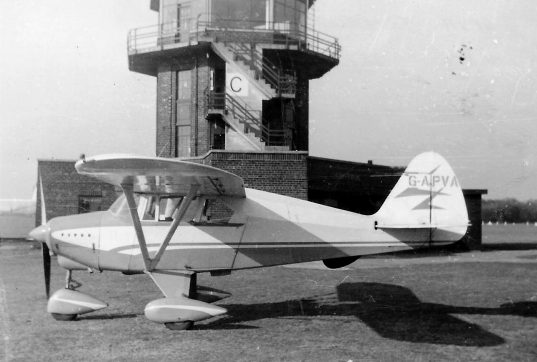 Barton 1965 G-APVA