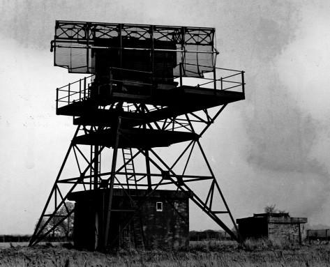 RAF Sopley AMES Type 14 radar