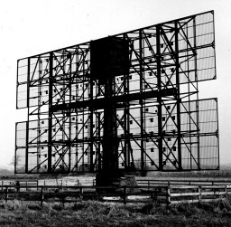 RAF Sopley AMES Type 7 late model aerial fixed GCI and later ATC radar