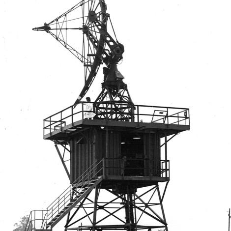 RAF Sopley FPS2 height finder (1)