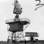 RAF Sopley FPS2 height finder and Type 80