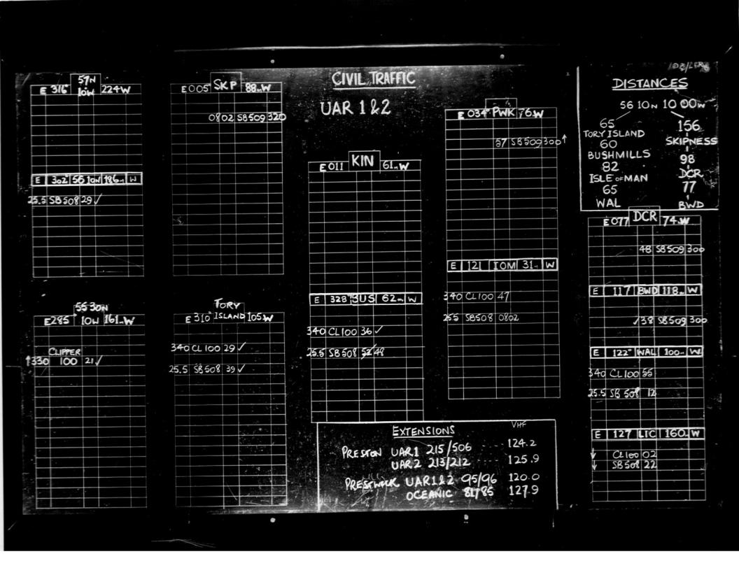 ulster radar edge lit board