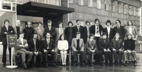 33 Cadet Course, 18th Nov 1974