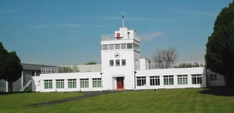 Brooklands Weybridge 1