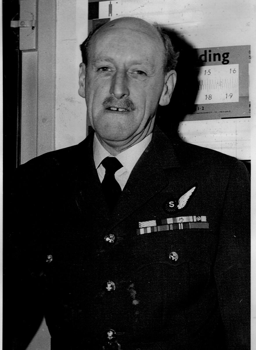 Flt Lt George Rollings
