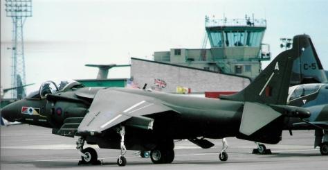 Mystery 1 Harrier 233 OCU