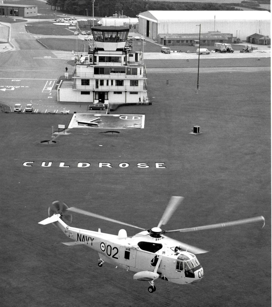 Culdrose 1974
