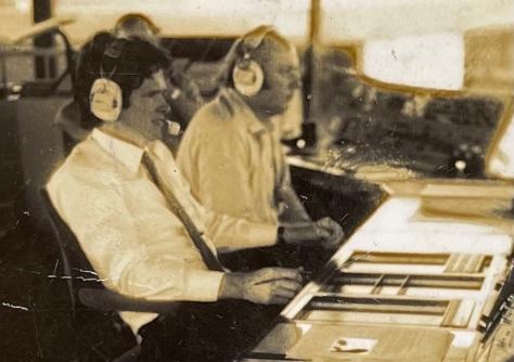 Aberdeen Tower training 1982 with Ken Wood
